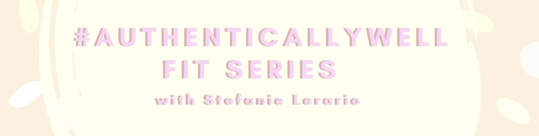 #AuthenticallyWell Fit Series with Stefanie Lerario Dockside on Park Sea Isle NJ